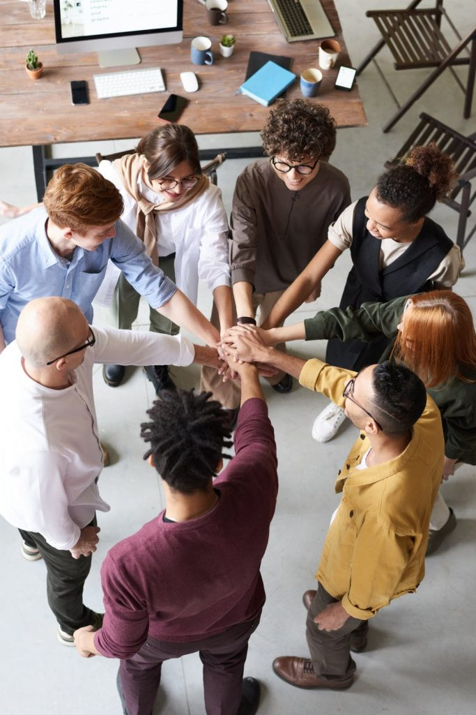 Team building benefits for the group when on a corporate break