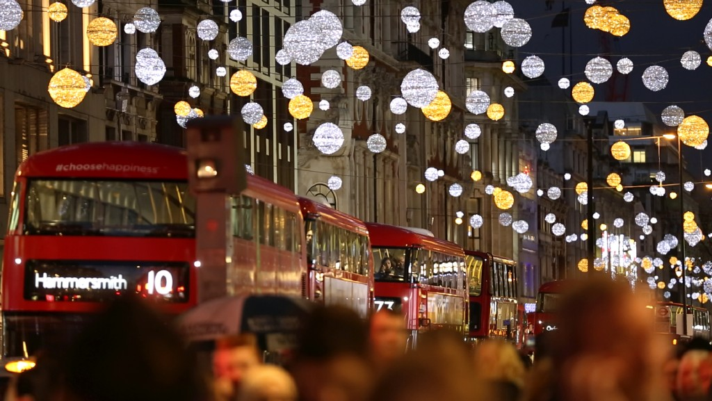 Christmas in London is magical every year