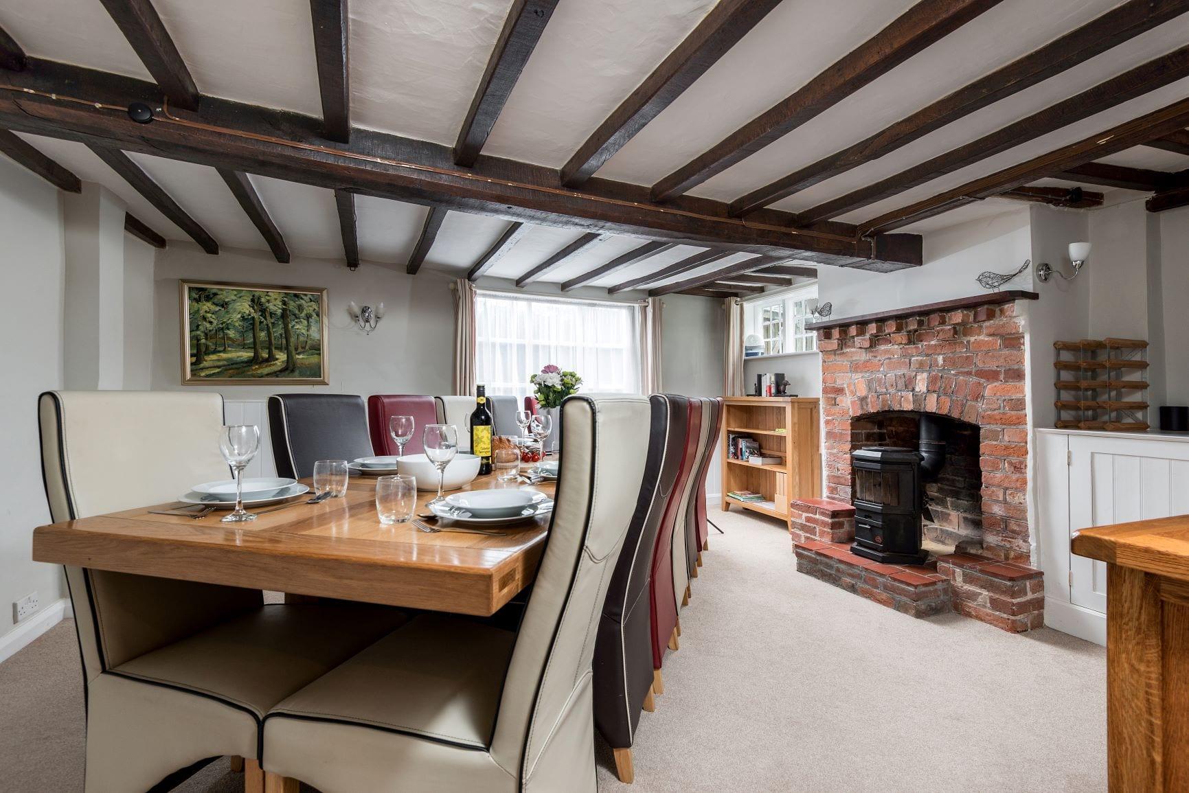 Beck Cottage, Dining Room