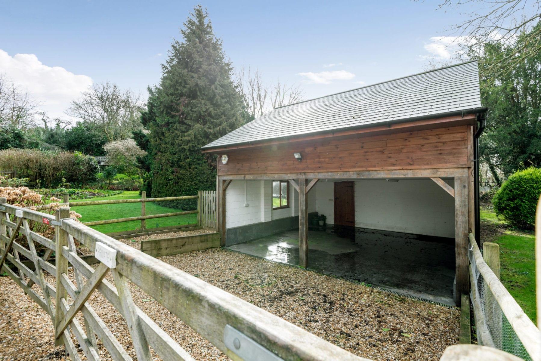 Beck Cottage, Games Room and parking