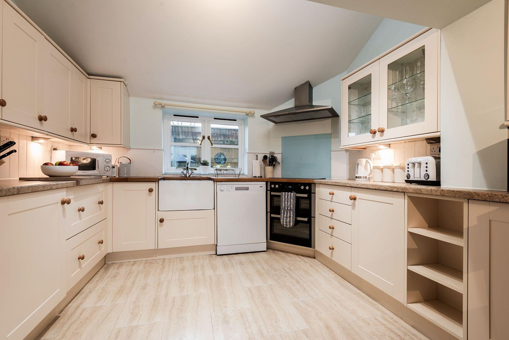 Beck Cottage, Kitchen