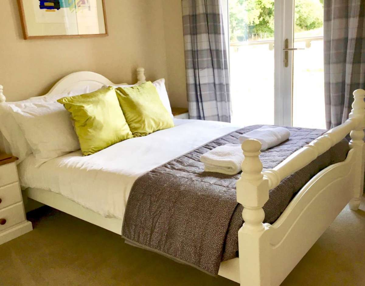 Blackdown Views, First Bedroom double