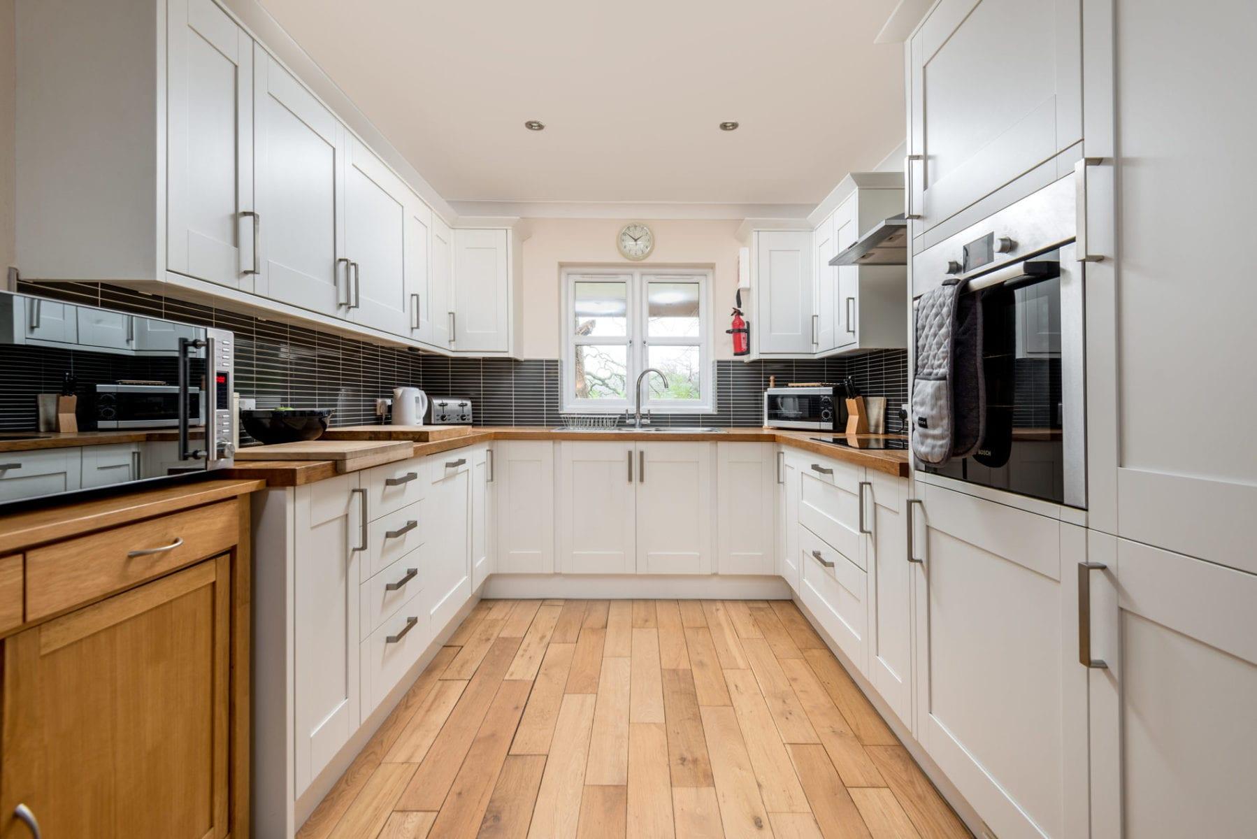 Mews Hill Cottage, kitchen