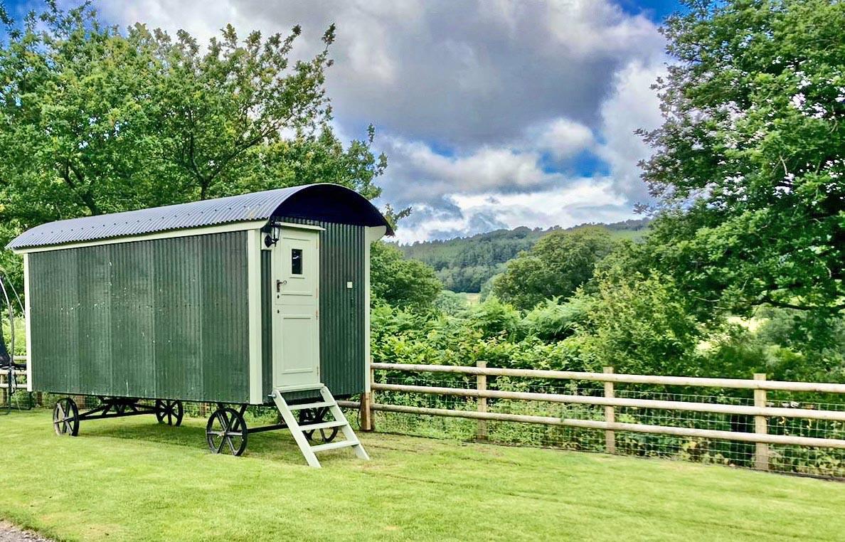Blackdown Views, Shepherd's Hut